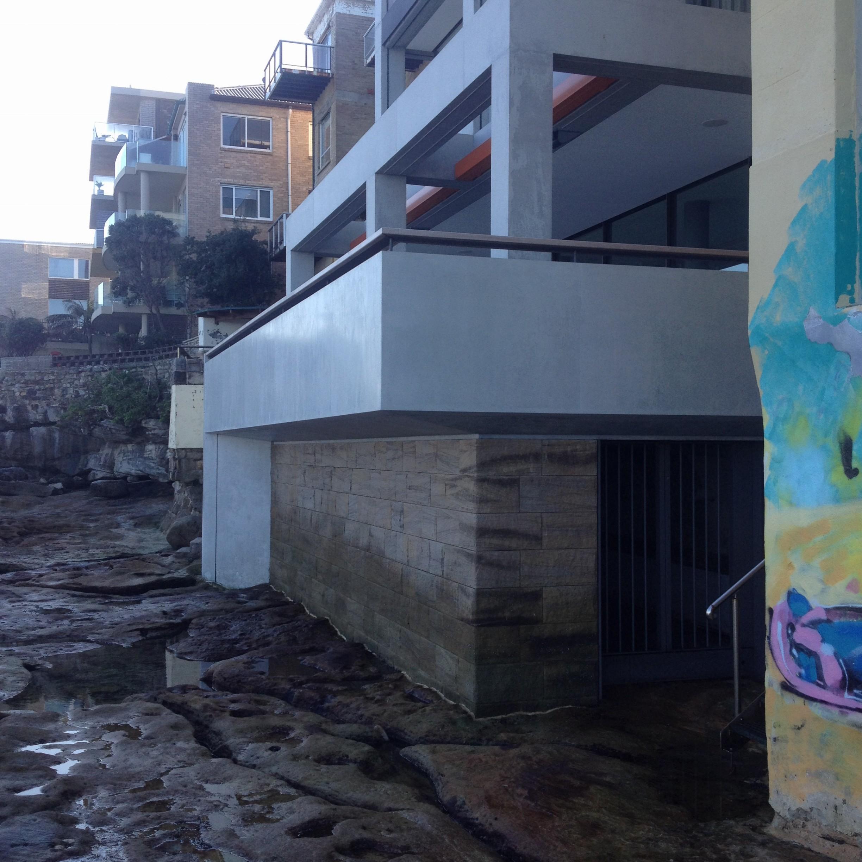 remedial concrete repairs