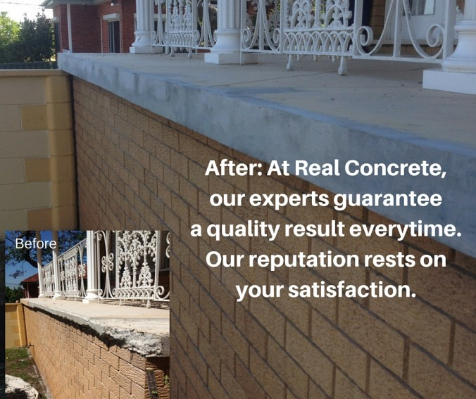 concrete repairs burwood