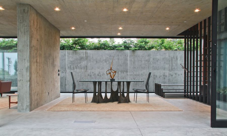 contemporary concrete
